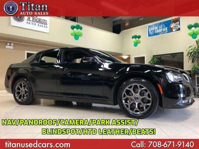 2017 Chrysler 300 300S