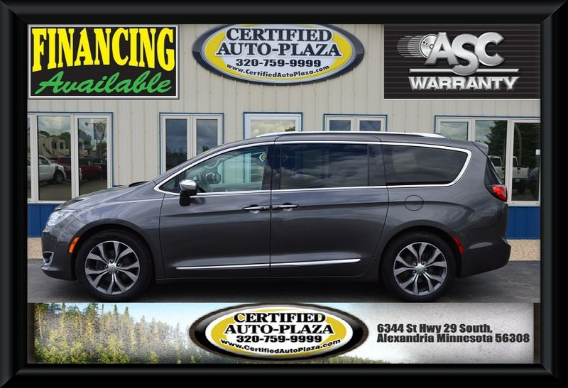 2017 Chrysler Pacifica Limited in Alexandria Minnesota