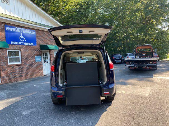 2017 Chrysler Pacifica Touring L handicap wheelchair accessible rear entr