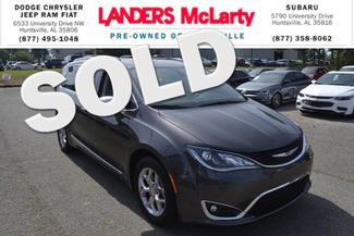 2017 Chrysler Pacifica Limited | Huntsville, Alabama | Landers Mclarty DCJ & Subaru in  Alabama