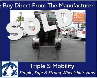 2017 Chrysler Pacifica Touring-L Wheelchair Van Handicap Ramp Van in Pinellas Park, Florida 33781