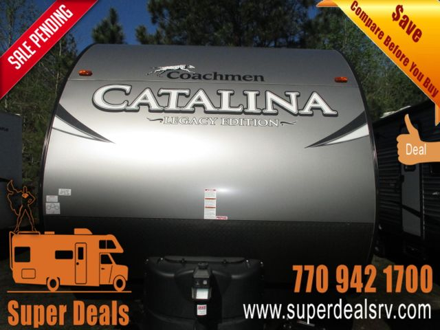 2017 Coachmen Catalina Legacy 243RBSLE