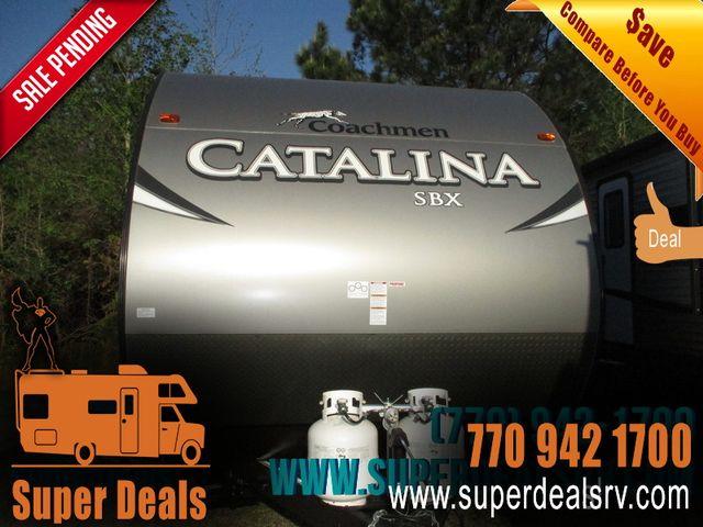 2017 Coachmen Catalina 281DDS