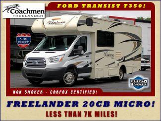 2017 Coachmen Freelander  20CB Micro Mooresville , NC