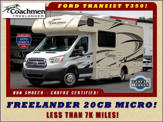 2017 Coachmen Freelander  20CB Micro Mooresville , NC 0