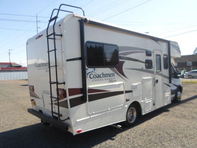 2017 Coachmen Freelander 20CBT Salem, Oregon 2