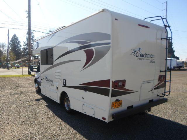 2017 Coachmen Freelander 20CBT Salem, Oregon 3