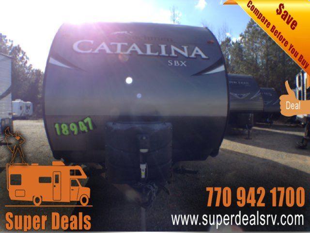 2017 Coachmen Catalina SBX 281DDS