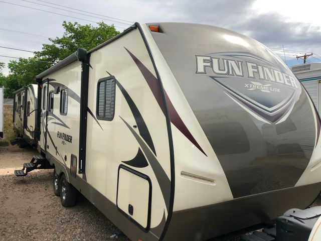 2017 Cruiser Rv 21RB FUN FINDER XREME LITE Albuquerque, New Mexico 1