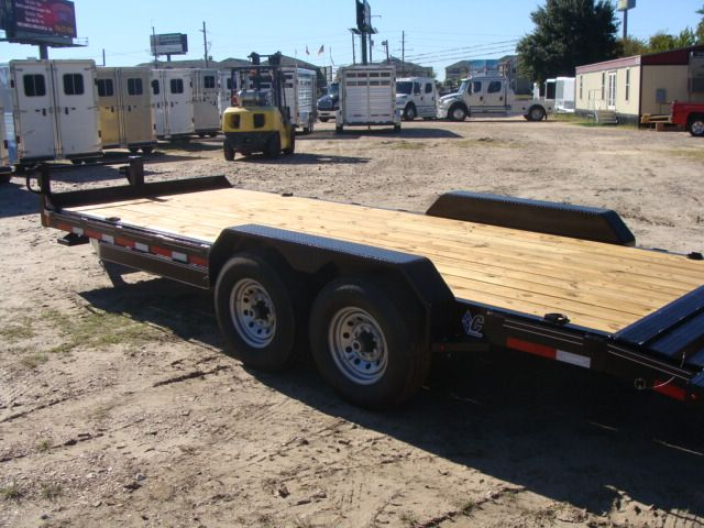 2017 Diamond C 18EEQ EXTREME DUTY EQUIPMENT TRAILER 20' CONROE, TX 12