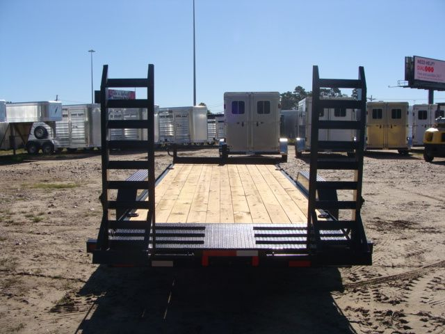 2017 Diamond C 18EEQ EXTREME DUTY EQUIPMENT TRAILER 20' CONROE, TX 17