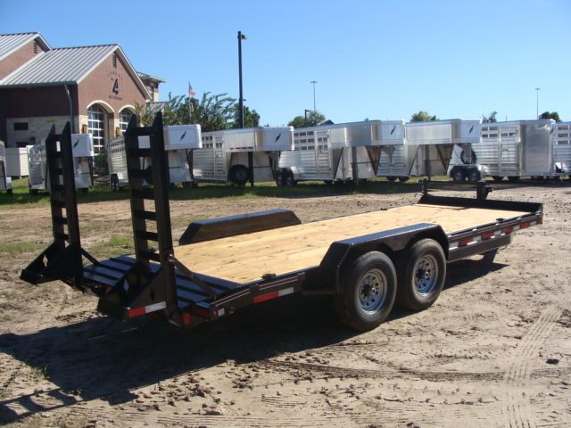2017 Diamond C 18EEQ EXTREME DUTY EQUIPMENT TRAILER 20' CONROE, TX 27