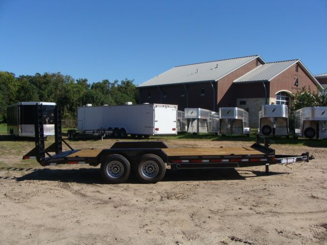2017 Diamond C 18EEQ EXTREME DUTY EQUIPMENT TRAILER 20' CONROE, TX 28