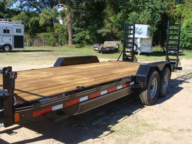 2017 Diamond C 18EEQ EXTREME DUTY EQUIPMENT TRAILER 20' CONROE, TX 7