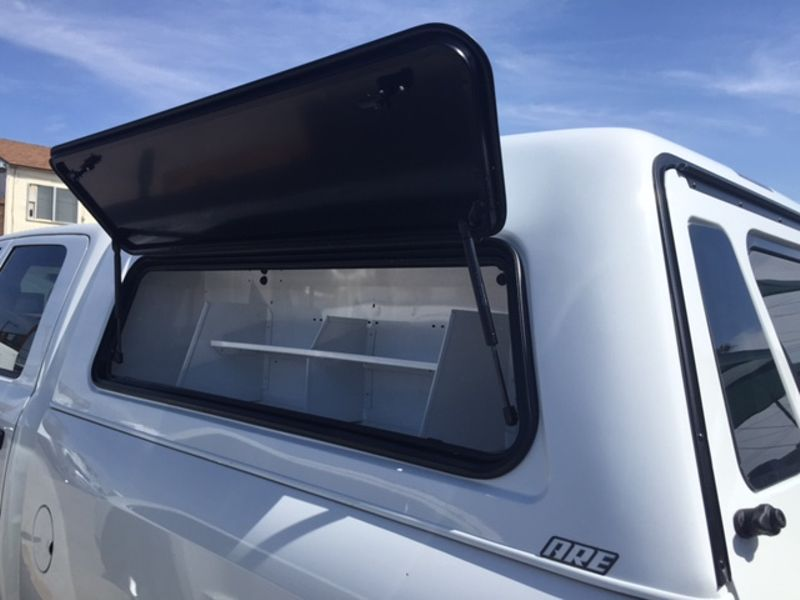 2017 Dodge Camper Shells Truck caps Truck toppers in Mesa, AZ