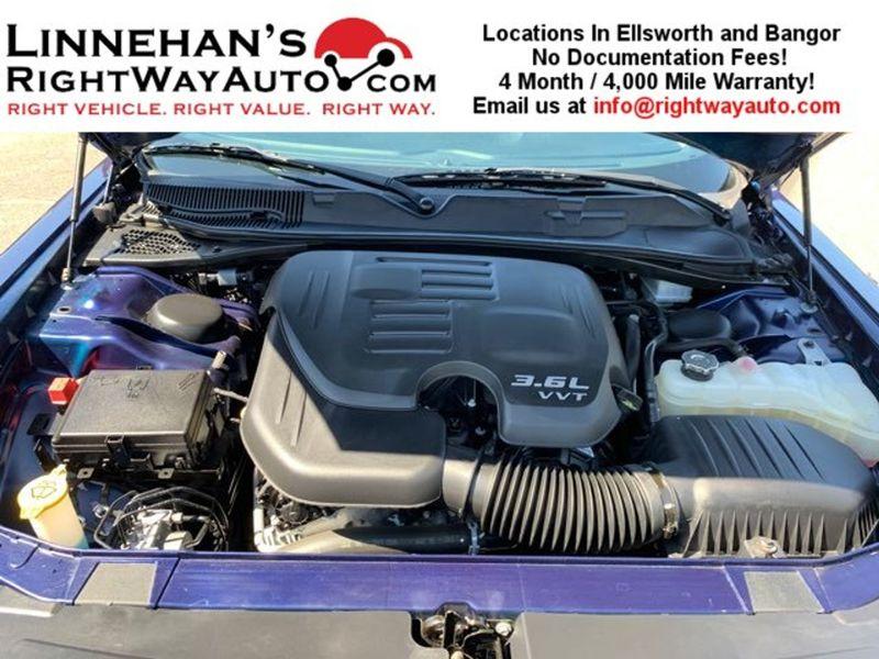 2017 Dodge Challenger SXT Plus  in Bangor, ME