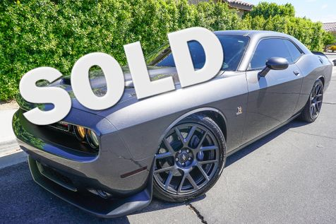 2017 Dodge Challenger R/T Scat Pack in Cathedral City