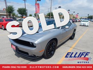 2017 Dodge Challenger SXT Plus in Harlingen TX, 78550
