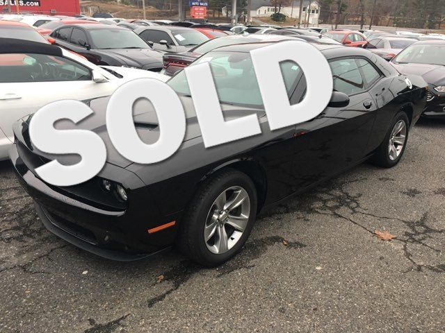 2017 Dodge Challenger SXT - John Gibson Auto Sales Hot Springs in Hot Springs Arkansas