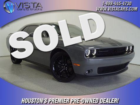 2017 Dodge Challenger SXT in Houston, Texas