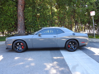 2017 Destroyer Gray Dodge Challenger Srt Hellcat  Hellcat 900 miles One Owner Destroyer Gray  city California  Auto Fitnesse  in , California