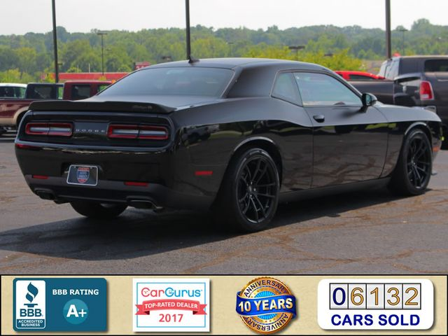 2017 Dodge Challenger T/A 392- NAV- HEATED/COOLED LEATHER- 6.4L SRT V8! Mooresville , NC 2