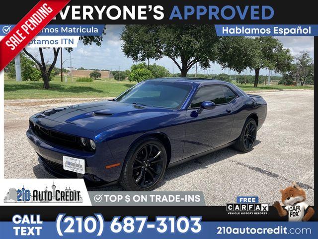 2017 Dodge Challenger SXT in San Antonio, TX 78237