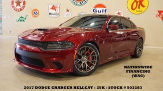 2017 Dodge Charger SRT Hellcat ROOF,NAV,HTD/COOL LTH,25K,WE FINANCE in Carrollton, TX 75006