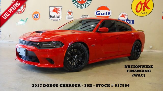 2017 Dodge Charger R/T Scat Pack BACK-UP CAM,BEATS,30K,WE FINANCE