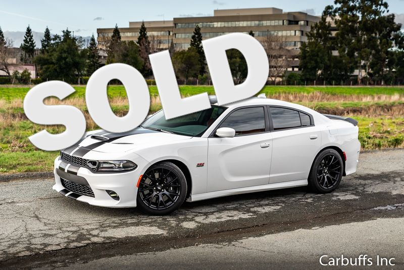 2017 Dodge Charger R/T Scat Pack | Concord, CA | Carbuffs