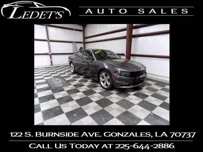 2017 Dodge Charger R/T - Ledet's Auto Sales Gonzales_state_zip in Gonzales Louisiana