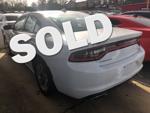 2017 Dodge Charger SXT - John Gibson Auto Sales Hot Springs in Hot Springs Arkansas