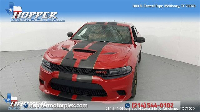 2017 Dodge Charger SRT Hellcat in McKinney Texas, 75070