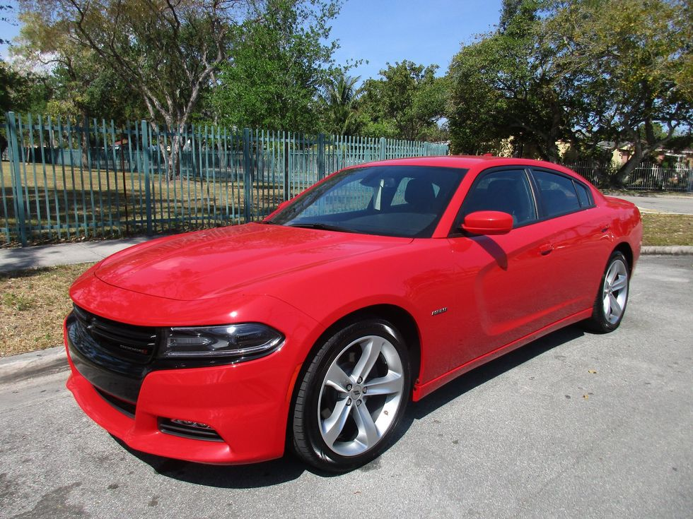 2017 Dodge Charger R T In Miami