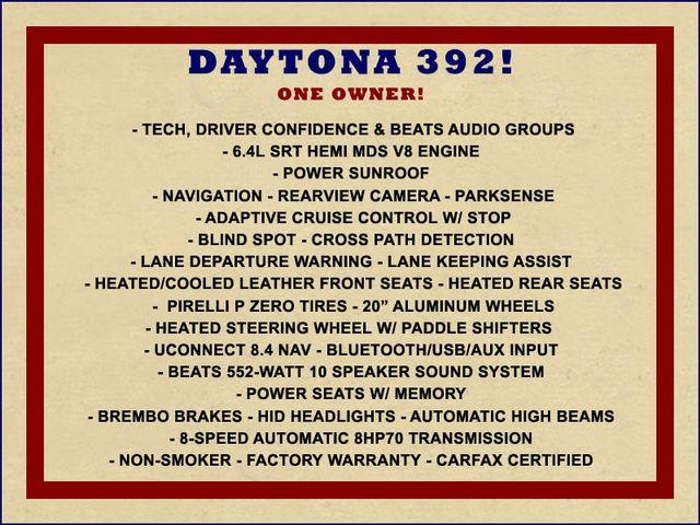 2017 Dodge Charger Daytona 392 - TECH, CONFIDENCE & BEATS PKGS! Mooresville , NC 1