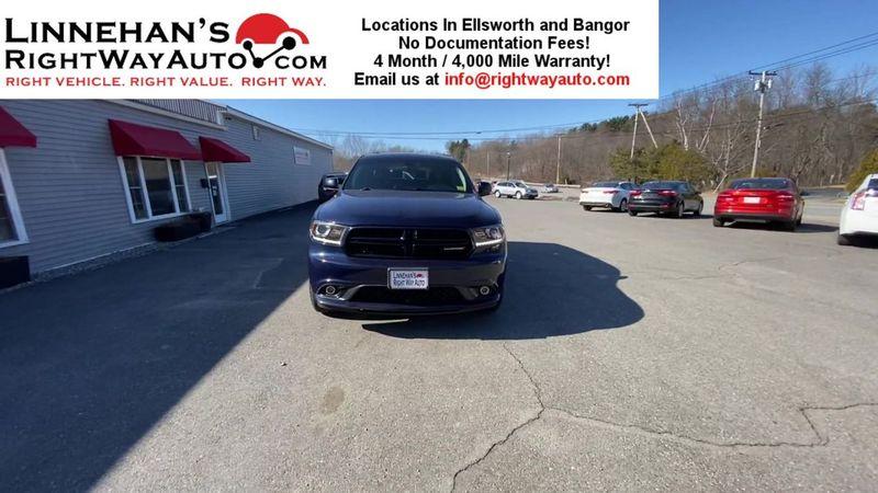 2017 Dodge Durango GT  in Bangor, ME