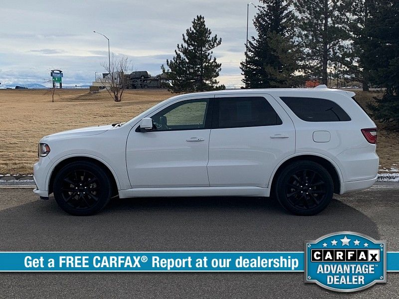 2017 Dodge Durango 4d SUV AWD RT  city MT  Bleskin Motor Company   in Great Falls, MT