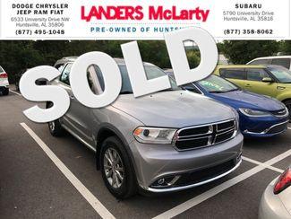 2017 Dodge Durango SXT | Huntsville, Alabama | Landers Mclarty DCJ & Subaru in  Alabama