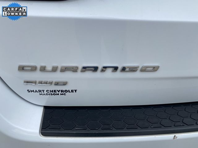 2017 Dodge Durango SXT Madison, NC 16