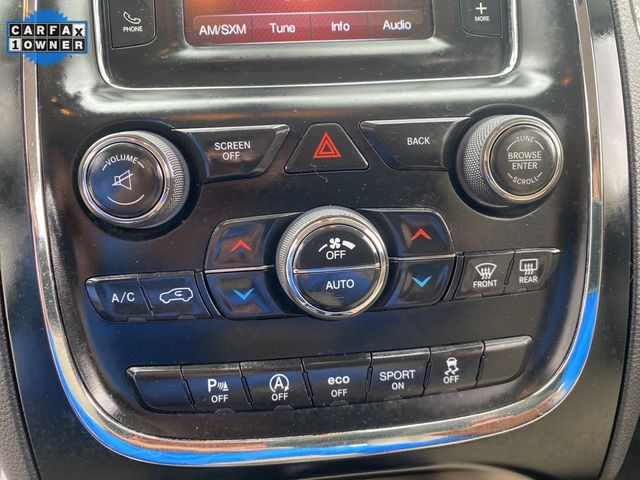 2017 Dodge Durango SXT Madison, NC 33