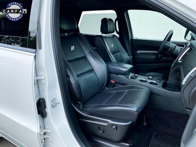 2017 Dodge Durango Citadel Anodized Platinum Madison, NC 14