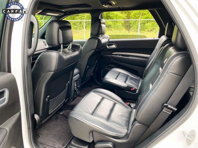 2017 Dodge Durango Citadel Anodized Platinum Madison, NC 21