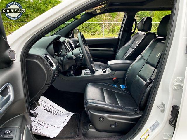 2017 Dodge Durango Citadel Anodized Platinum Madison, NC 26
