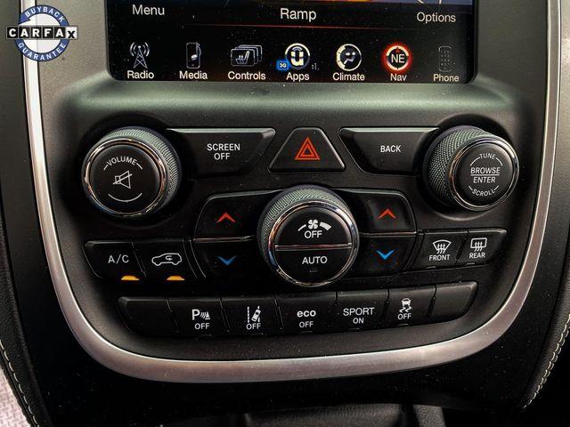 2017 Dodge Durango Citadel Anodized Platinum Madison, NC 38