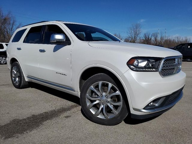 2017 Dodge Durango Citadel Anodized Platinum in St. Louis, MO 63043