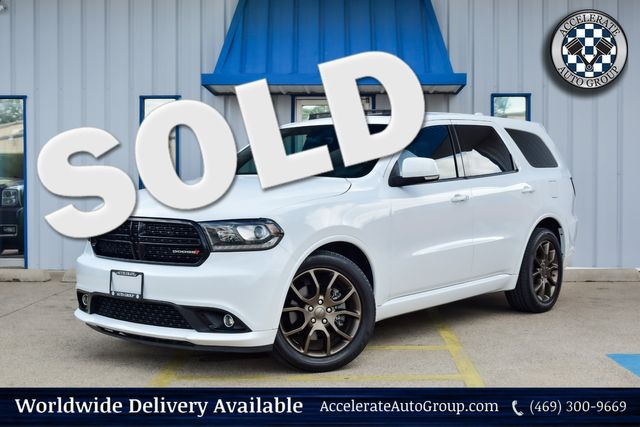 2017 Dodge Durango R/T in Rowlett