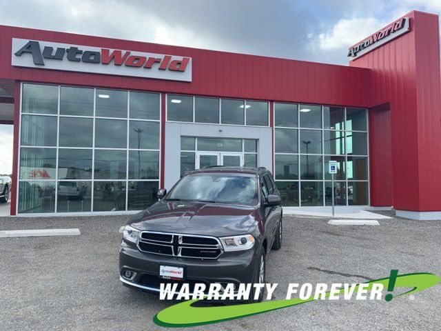 2017 Dodge Durango SXT in Uvalde, TX 78801
