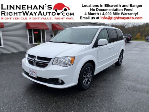 2017 Dodge Grand Caravan SXT in Bangor