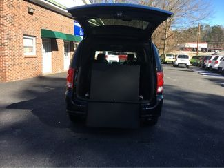 2017 Dodge Grand Caravan GT Handicap Wheelchair accessible van Dallas, Georgia 1