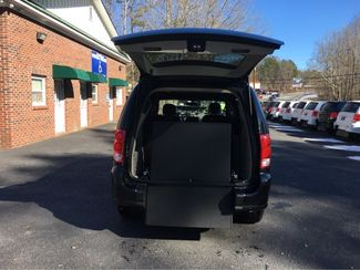 2017 Dodge Grand Caravan SXT handicap wheelchair accessible Dallas, Georgia 2